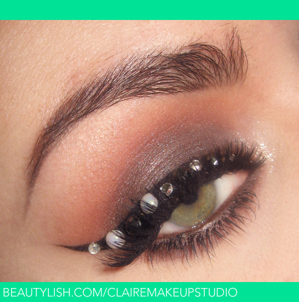 Urban Decay Naked 3 Glamour Eye Makeup Tutorial Claire Rs