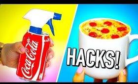 Weird college life hacks you won't believe!