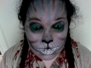 Cheshire cat inspire look