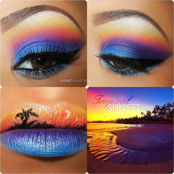Tropical Sunset Palmira T S Photo Beautylish