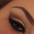 Arabic Bridal Style Make-up