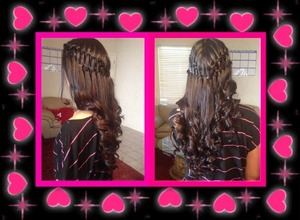 Something i did on my sister what do u think??:)