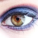 Red and Blue Eye