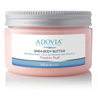 Adovia Dead Sea Body Butter - Passion Fruit