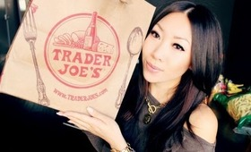 TRADER JOES HAUL + REVIEW + FAVORITES - XPPINKX