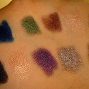ELF jumbo eyeshadow pencil swatches