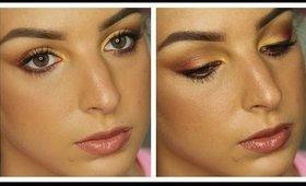 Vegas Lights Makeup Tutorial + GIVEAWAY ♥