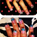 Gorgeous, feminine nails!