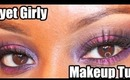 Makeup Tutorial | Bold, yet Girly (Full Makeover).