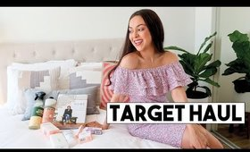 TARGET HAUL! Clean Beauty Products + Home Decor - TrinaDuhra