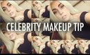THE TOP CELEBRITY MAKEUP TIP!