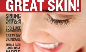 5 Surprising Ways to Get Great Skin--PhillyGirl1124 on YouTube