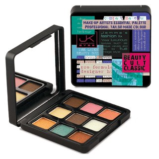 JK Jemma Kidd Fashion Junkie Eye Palette