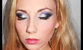 blue & silver makeup.wmv