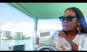 I BOUGHT A YACHT  N MIAMI  !!!! YACHY PARTY
