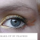 The Hunger Games series: District 9 makeup look
