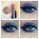 Blue & purple shades