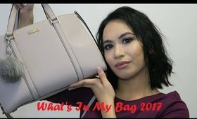 What's in my Bag November 2017 | chiclydee