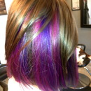 Some Peek-A-Boo Purple