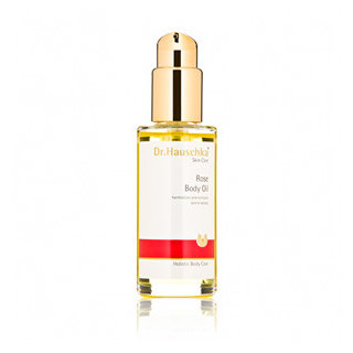 Dr. Hauschka Rose Body Oil