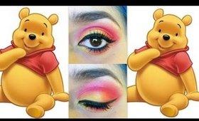 DISNEY: Winnie the Pooh INSPIRED Makeup