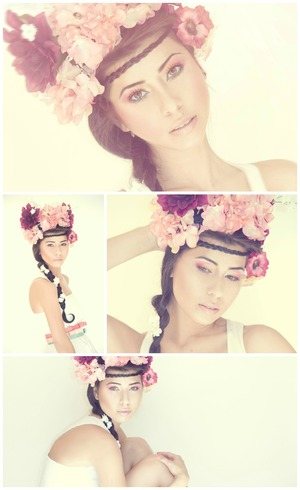 Photo Shoot: Makeup|Hair|Styling, Tiffany G. Mallory Minor Photography