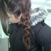 five stranded braid with 2 smaller braids