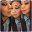 Double Smokey Eye