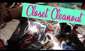 CLOSET CLEANOUT | JANUARY 2018 | Norah Elaine