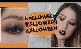 Last-Minute Halloween Makeup Tutorial | Wearable + Easy!
