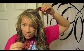 Wavey Hair Tutorial