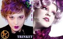 Effie Trinket Inspired Makeup Tutorial