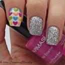 Hearts Nails