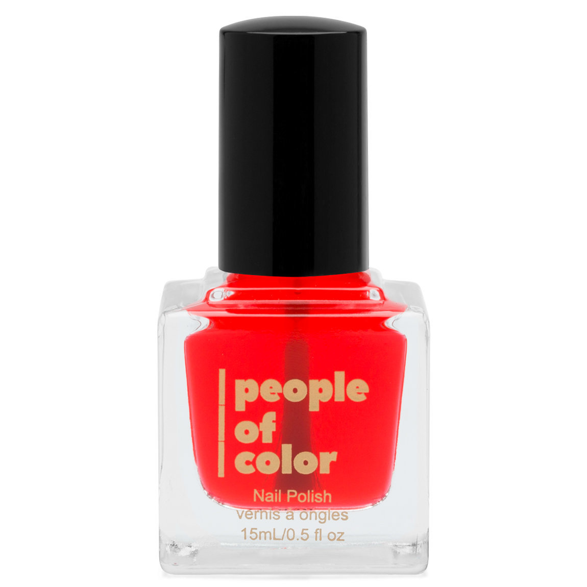 People of Color Beauty Base Coat alternative view 1 - product swatch.