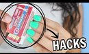 7 SECRET Nail Art HACKS That Will Change Your Life!