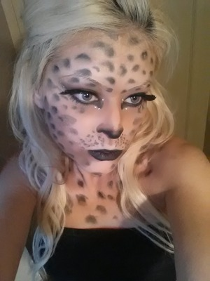 my Halloween look