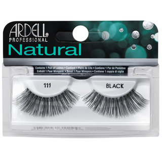 Natural Lashes 111 Black