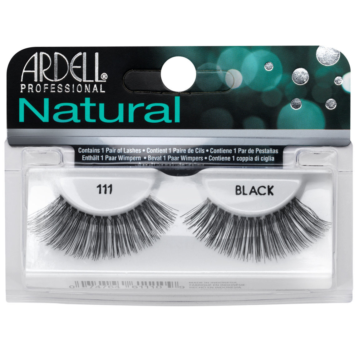 ab6a3ad9b06 Ardell Natural Lashes 111 Black | Beautylish