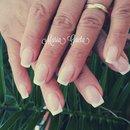 French/Nails/Swarovski