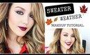 Sweater Weather | Makeup Tutorial