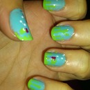 fish nails!!