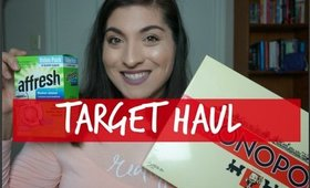 Target Haul| Household,Games and Puzzles