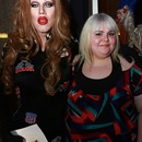 Me and Sharon Needles!