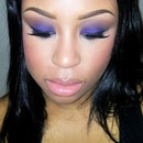 Purple Smokey