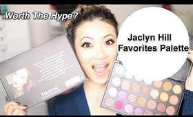 Jaclyn Hill Morphe Palette- Worth The Hype? |Google Hangout|