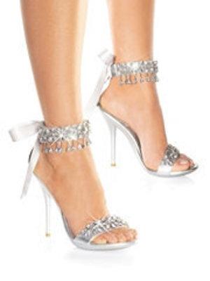 My Frederick of Hollywood high heels stiletto heels.