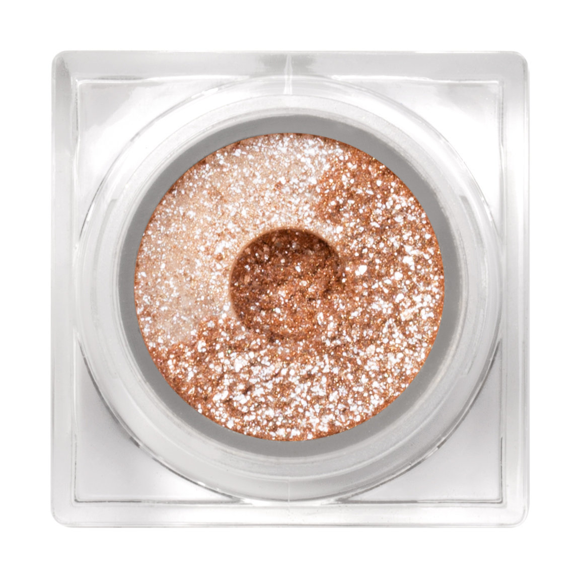 Lit Cosmetics Lit Metals Addicted (Silver) alternative view 1 - product swatch.
