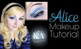 Alice Halloween Makeup Tutorial - 31 Days of Halloween