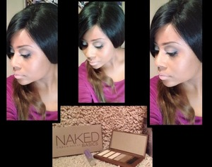 All natural. How to use all 6 colors in the palette