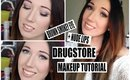 Summer Brown Smokey Eye + Nude Lips | Drugstore Make-up Tutorial